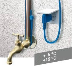 La maison du cordon chauffant antigel c bles chauffants - Gel isolant electrique ...